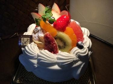 手作り焼菓子とケーキのお店 ひぐち【生クリームデコレーション】