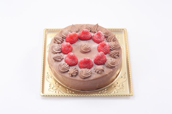 レ・トゥーヌソル【お誕生日ケーキ(チョコ生クリーム)】