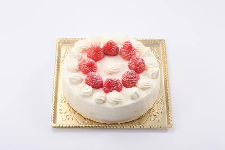 レ・トゥーヌソル【お誕生日ケーキ(生クリーム)】