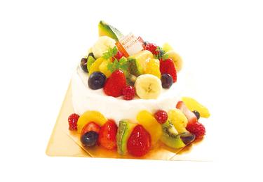 西洋菓子カトルフィユ【フルーツデコレーション】