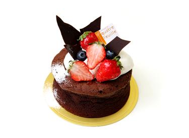 西洋菓子カトルフィユ【ガトーショコラ】