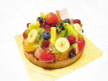 西洋菓子カトルフィユ【メリメロ -フルーツタルト-】
