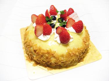 西洋菓子カトルフィユ【ミルクレープ】