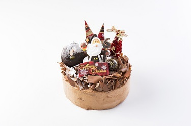 パティスリーリッチフィールド【ミルクショコラ(クリスマス)】