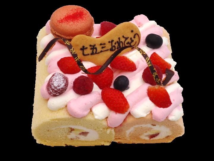 綾南自然菓子 Showado【七五三ロール】