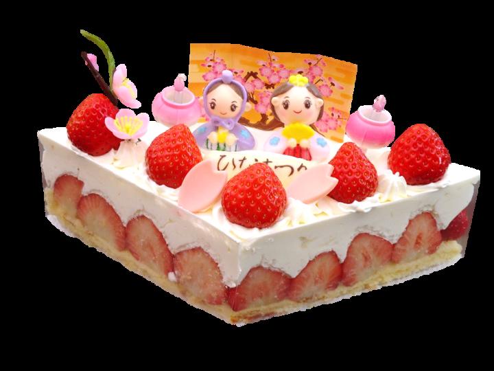 綾南自然菓子 Showado【こはる雛】