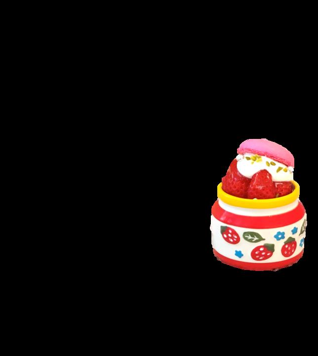 綾南自然菓子 Showado【たっぷり苺とフランボワーズのカップショート】